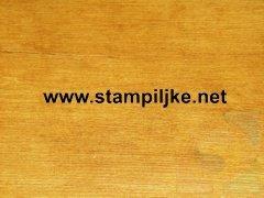 črnila za štampiljke - tuš za les