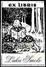 Primer ex libris štampiljke