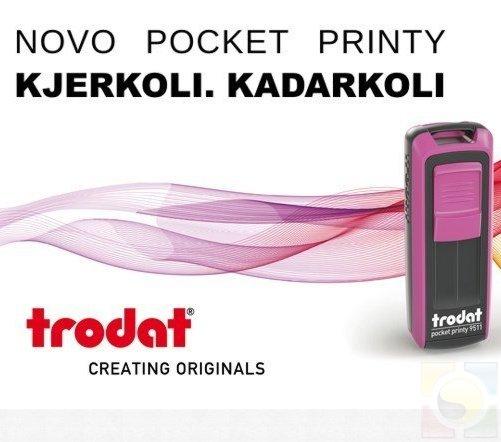Pocket printy žepna štampiljka