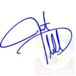 Štampiljka s podpisom