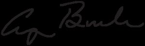 Štampiljka s podpisom primer 2