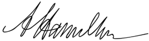 Štampiljka s podpisom primer 3