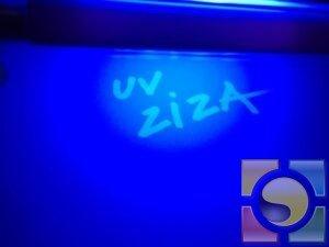 UV svetilka za uv črnilo